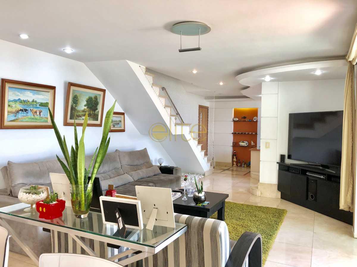 7 - Cobertura Para Alugar no Condomínio Ocean Front - Barra da Tijuca - Rio de Janeiro - RJ - EBCO40047 - 8