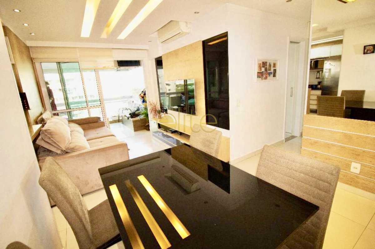 1 - Apartamento Condomínio Vitality Spa, Barra da Tijuca, Barra da Tijuca,Rio de Janeiro, RJ À Venda, 2 Quartos, 70m² - EBAP20108 - 1