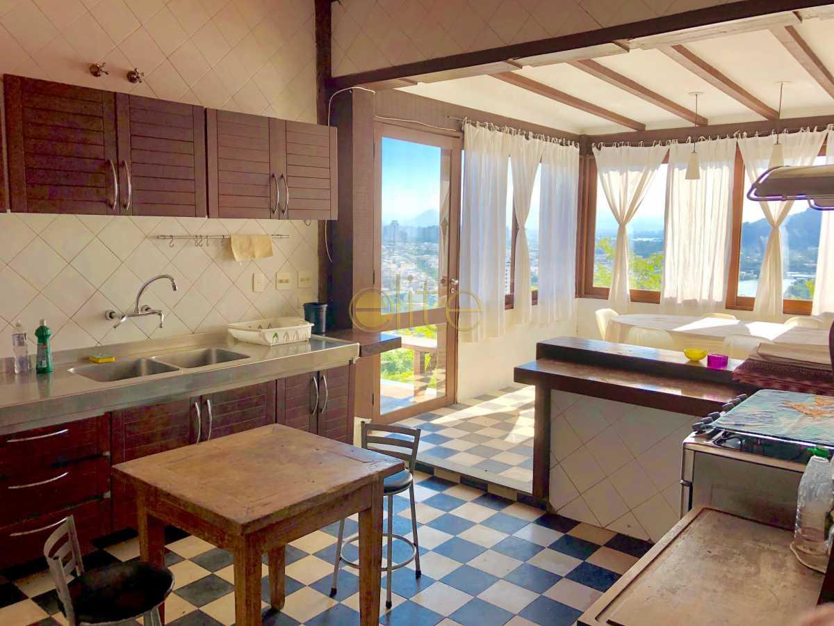 9 - Casa Para Alugar no Condomínio Joatinga - Joá - Rio de Janeiro - RJ - EBCN50189 - 10