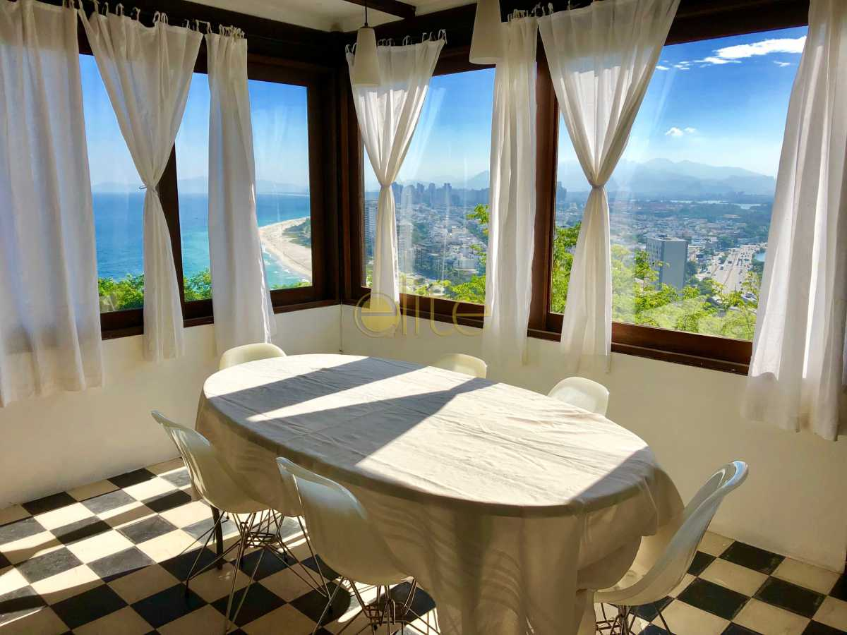 10 - Casa Para Alugar no Condomínio Joatinga - Joá - Rio de Janeiro - RJ - EBCN50189 - 11