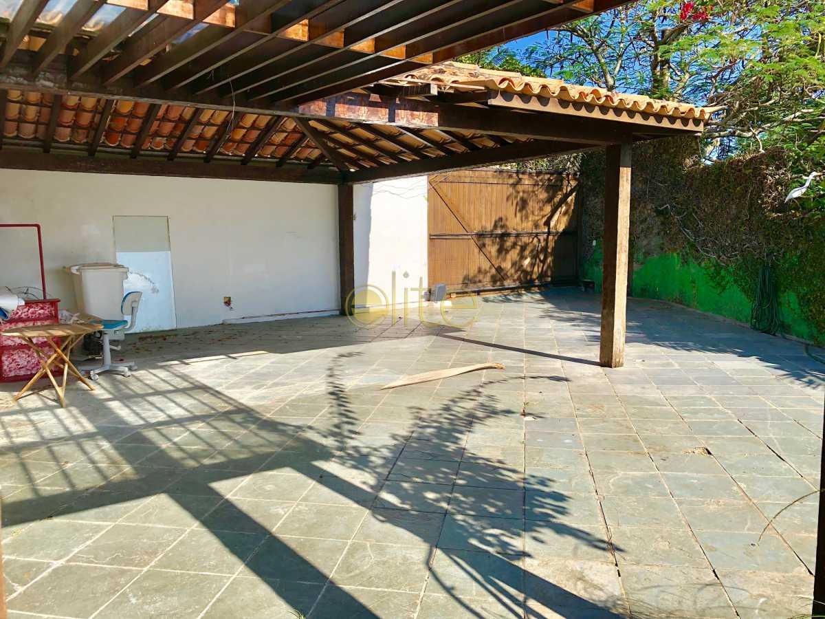 24 - Casa Para Alugar no Condomínio Joatinga - Joá - Rio de Janeiro - RJ - EBCN50189 - 25