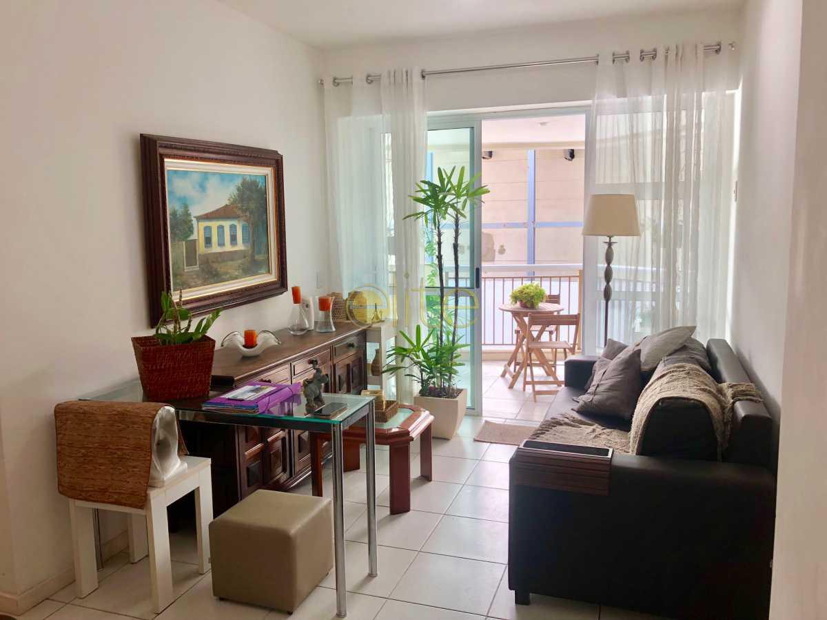 1 - Apartamento Barra da Tijuca, Barra da Tijuca,Rio de Janeiro, RJ À Venda, 2 Quartos, 67m² - EBAP20109 - 1