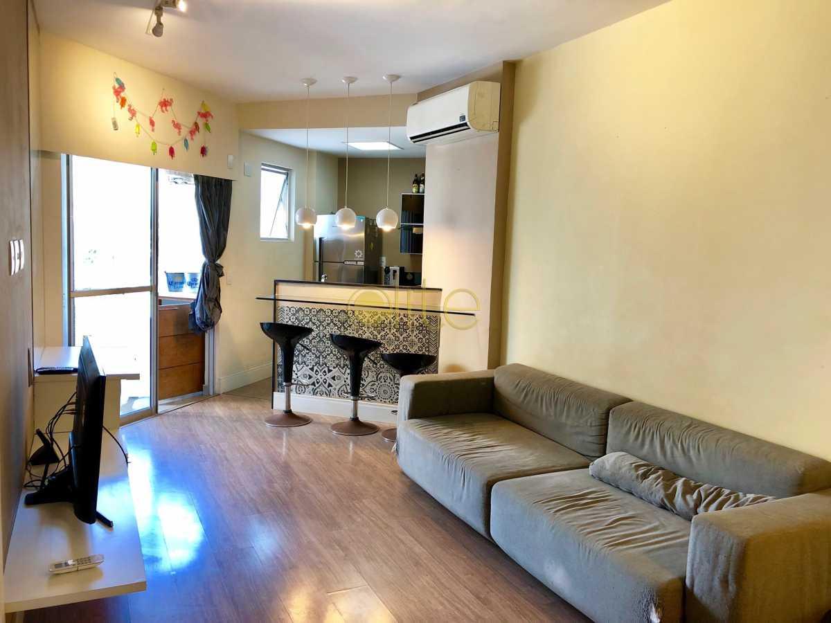 1 - Apartamento À Venda - Barra da Tijuca - Rio de Janeiro - RJ - EBAP10011 - 1