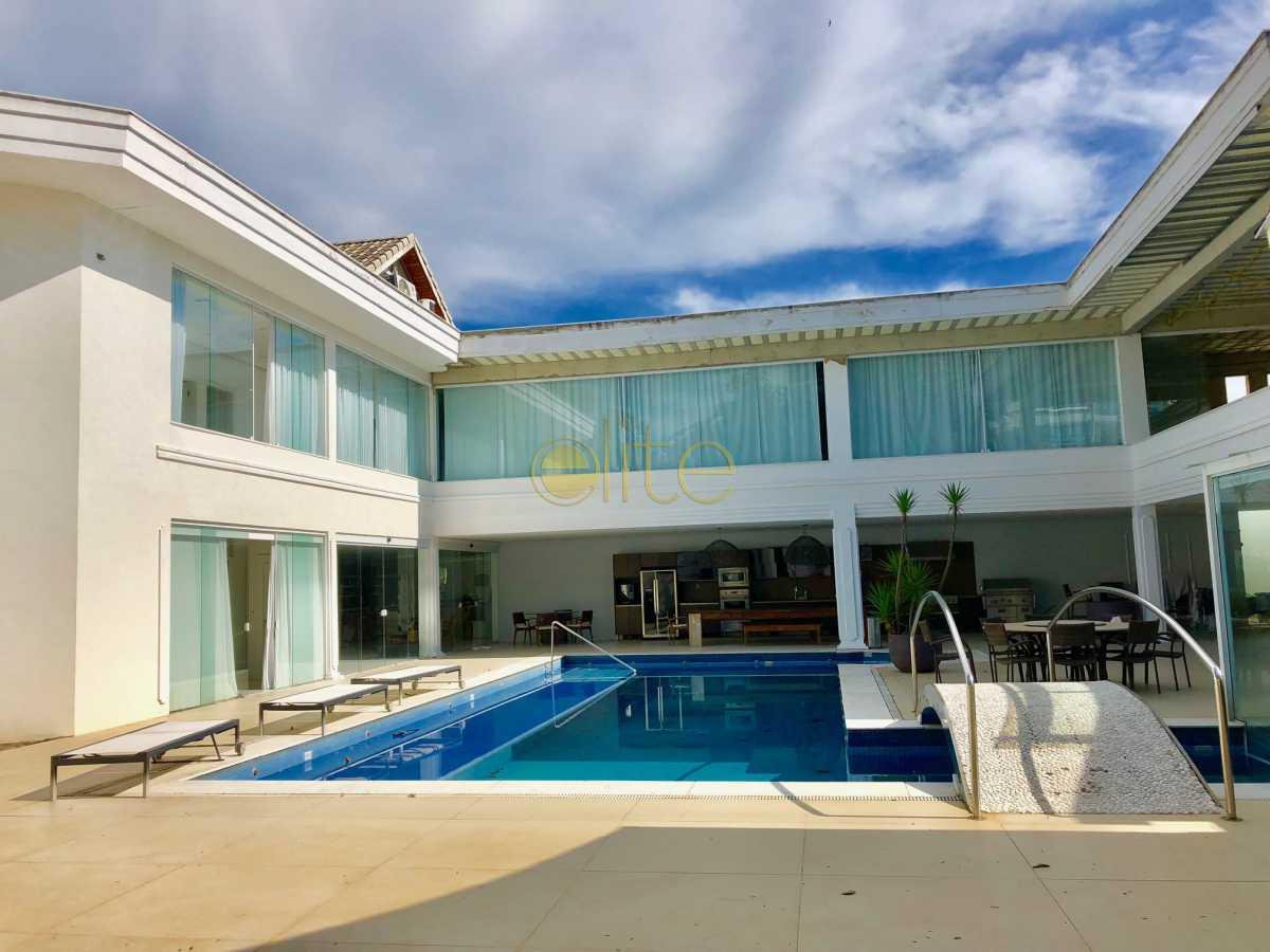 25 - Casa À Venda no Condomínio Santa Monica Jardins - Barra da Tijuca - Rio de Janeiro - RJ - EBCN70012 - 26