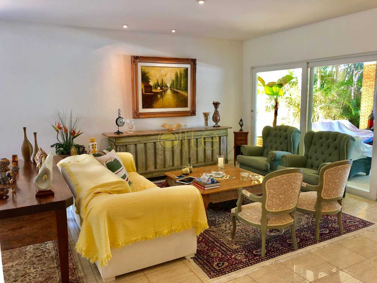 6 - Casa em Condomínio 6 quartos à venda Barra da Tijuca, Barra da Tijuca,Rio de Janeiro - R$ 5.000.000 - EBCN60042 - 7