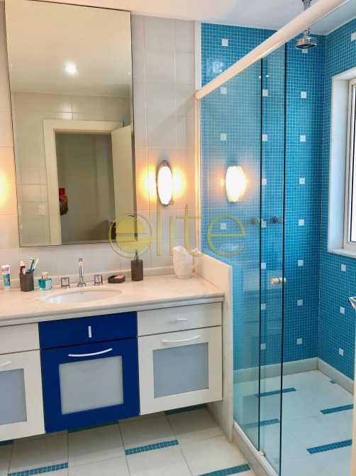 16 - Casa em Condomínio 6 quartos à venda Barra da Tijuca, Barra da Tijuca,Rio de Janeiro - R$ 5.000.000 - EBCN60042 - 17