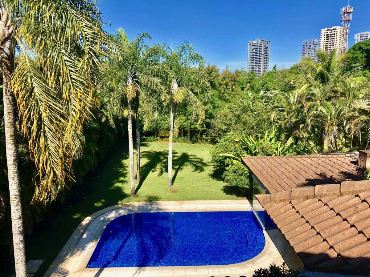 25 - Casa em Condomínio 6 quartos à venda Barra da Tijuca, Barra da Tijuca,Rio de Janeiro - R$ 5.000.000 - EBCN60042 - 26