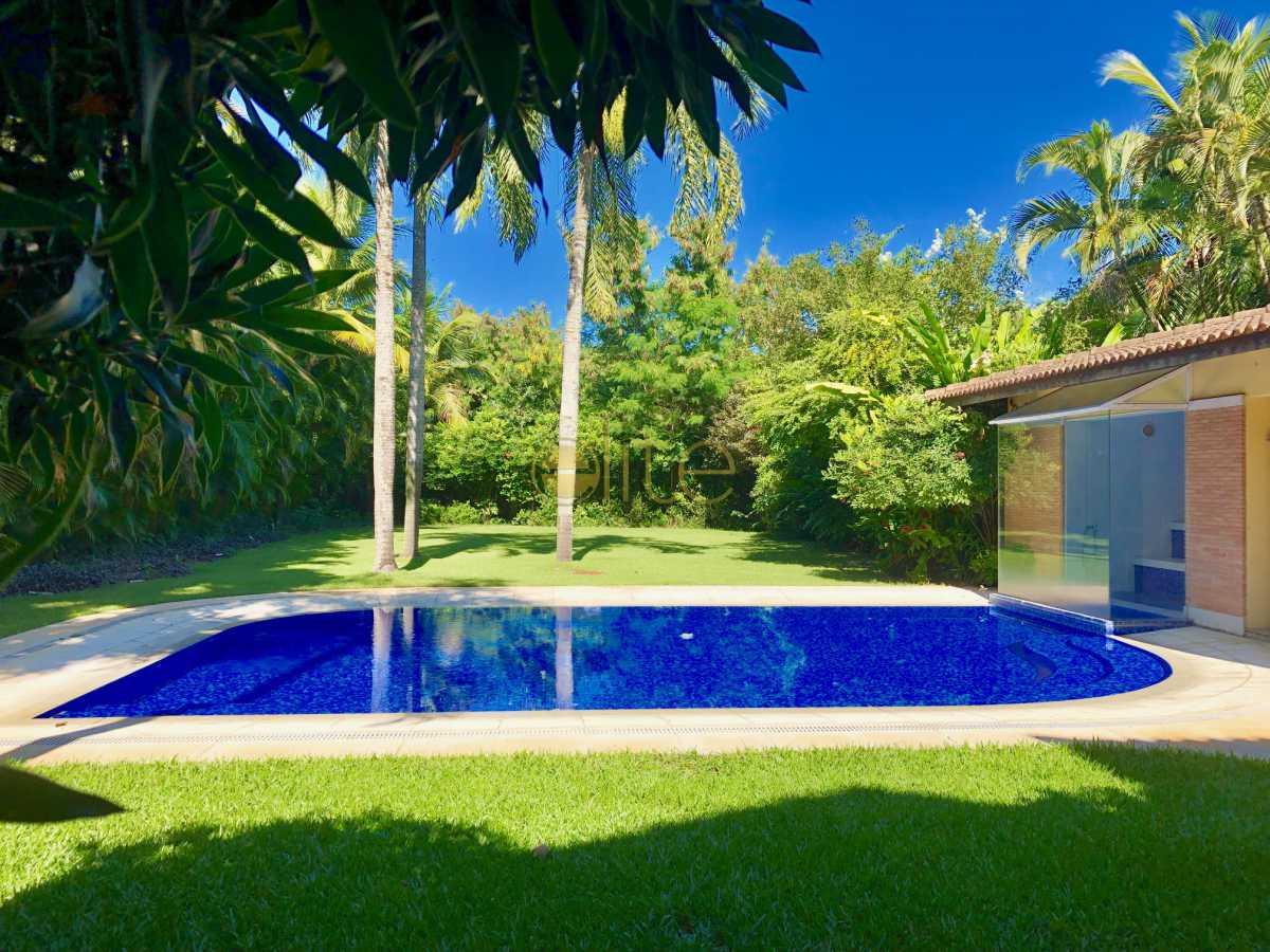 26 - Casa em Condomínio 6 quartos à venda Barra da Tijuca, Barra da Tijuca,Rio de Janeiro - R$ 5.000.000 - EBCN60042 - 27