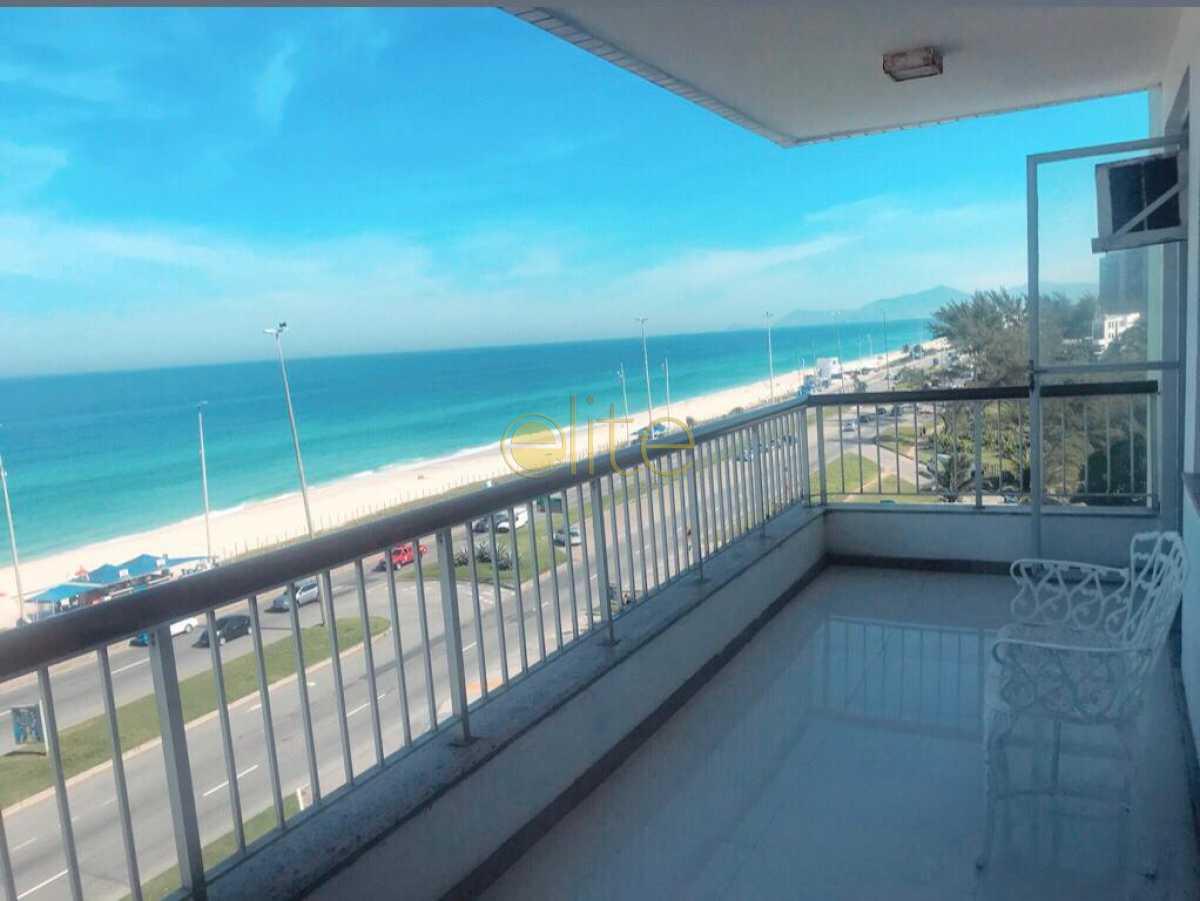 1 - Apartamento À Venda no Condomínio Summer Palace Hotel Residência - Barra da Tijuca - Rio de Janeiro - RJ - EBAP20112 - 1