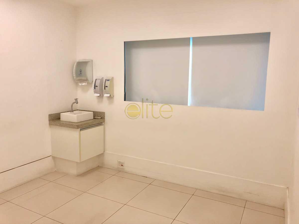 8 - Sala Comercial Condomínio Americas Park, Barra da Tijuca, Barra da Tijuca,Rio de Janeiro, RJ Para Alugar, 110m² - EBSL00023 - 9