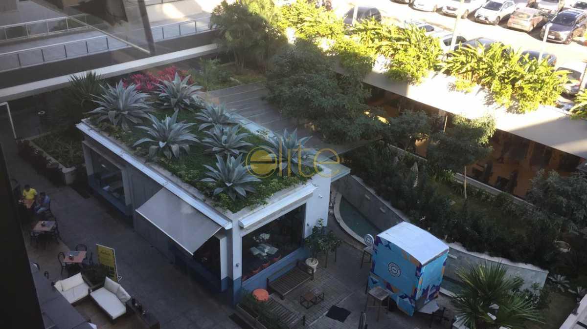 11 - Sala Comercial Condomínio Vogue Square, Barra da Tijuca, Barra da Tijuca,Rio de Janeiro, RJ À Venda, 28m² - EBSL00024 - 13