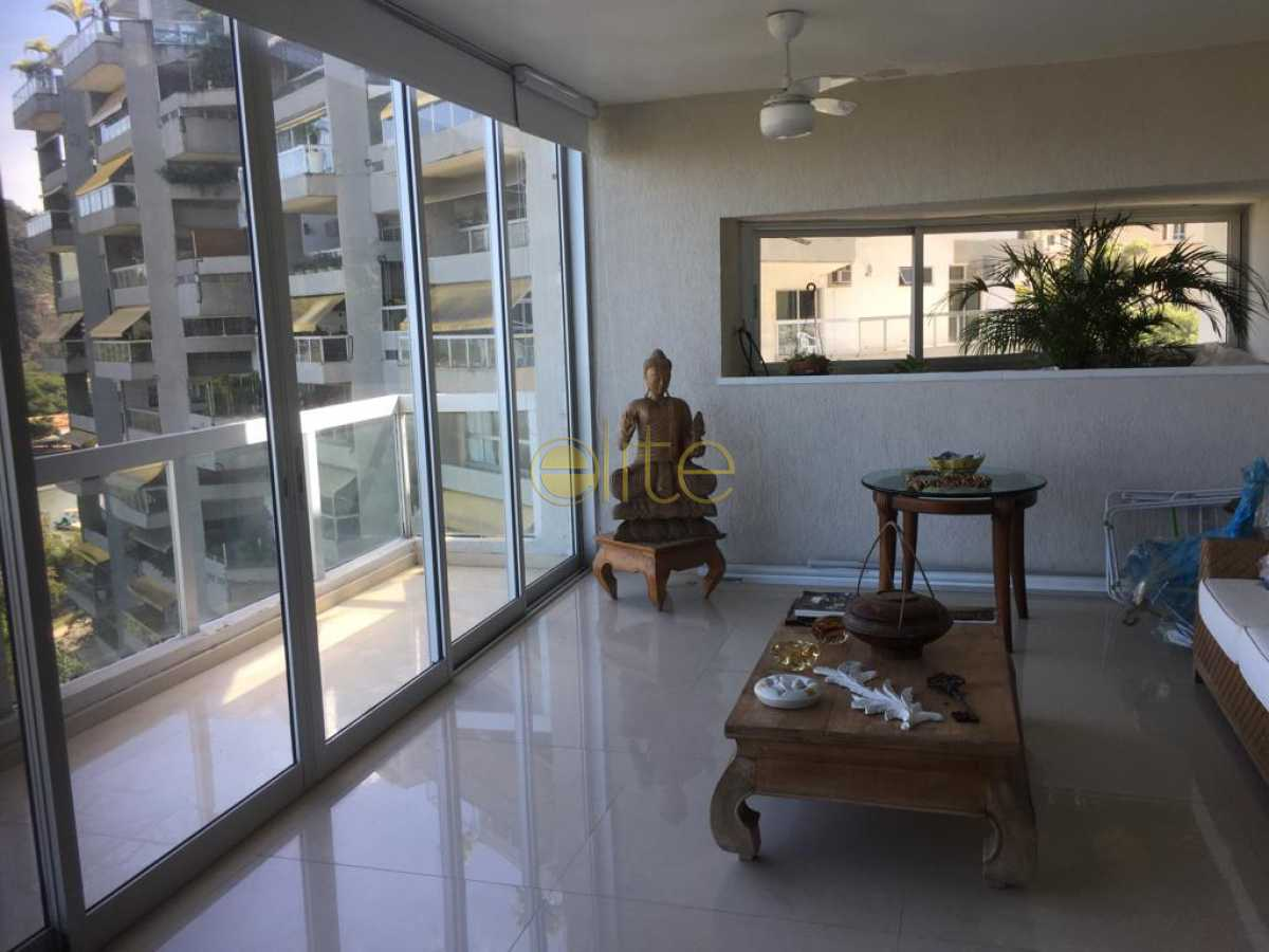 4 - Apartamento À Venda no Condomínio Itanhangá Hills - Barra da Tijuca - Rio de Janeiro - RJ - EBAP20114 - 5