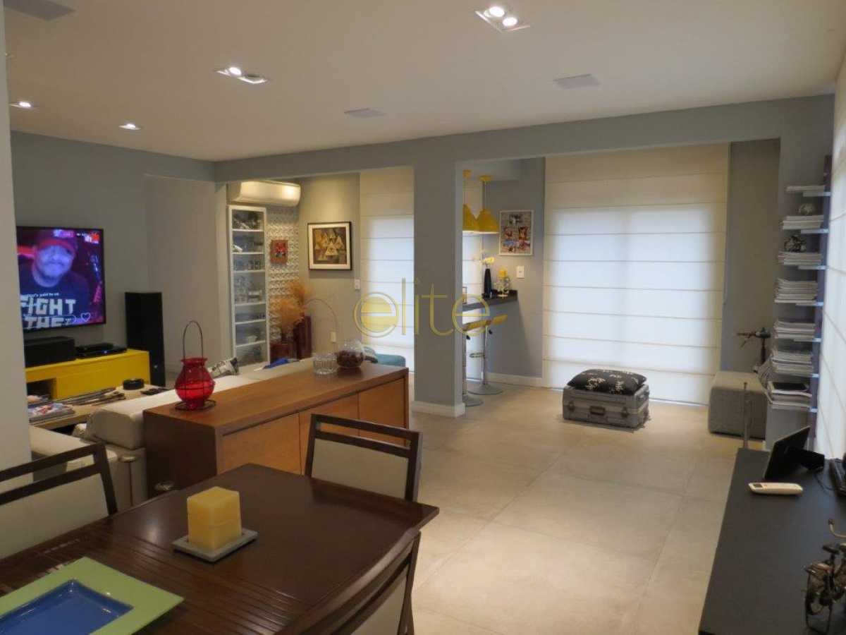 GIR 1 - Cobertura 4 quartos à venda Jardim Oceanico, Barra da Tijuca,Rio de Janeiro - R$ 4.480.000 - EBCO40052 - 1