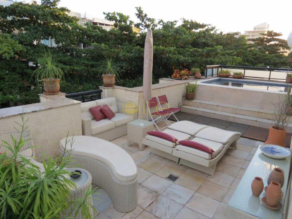 GIR 38 - Cobertura 4 quartos à venda Jardim Oceanico, Barra da Tijuca,Rio de Janeiro - R$ 4.480.000 - EBCO40052 - 24