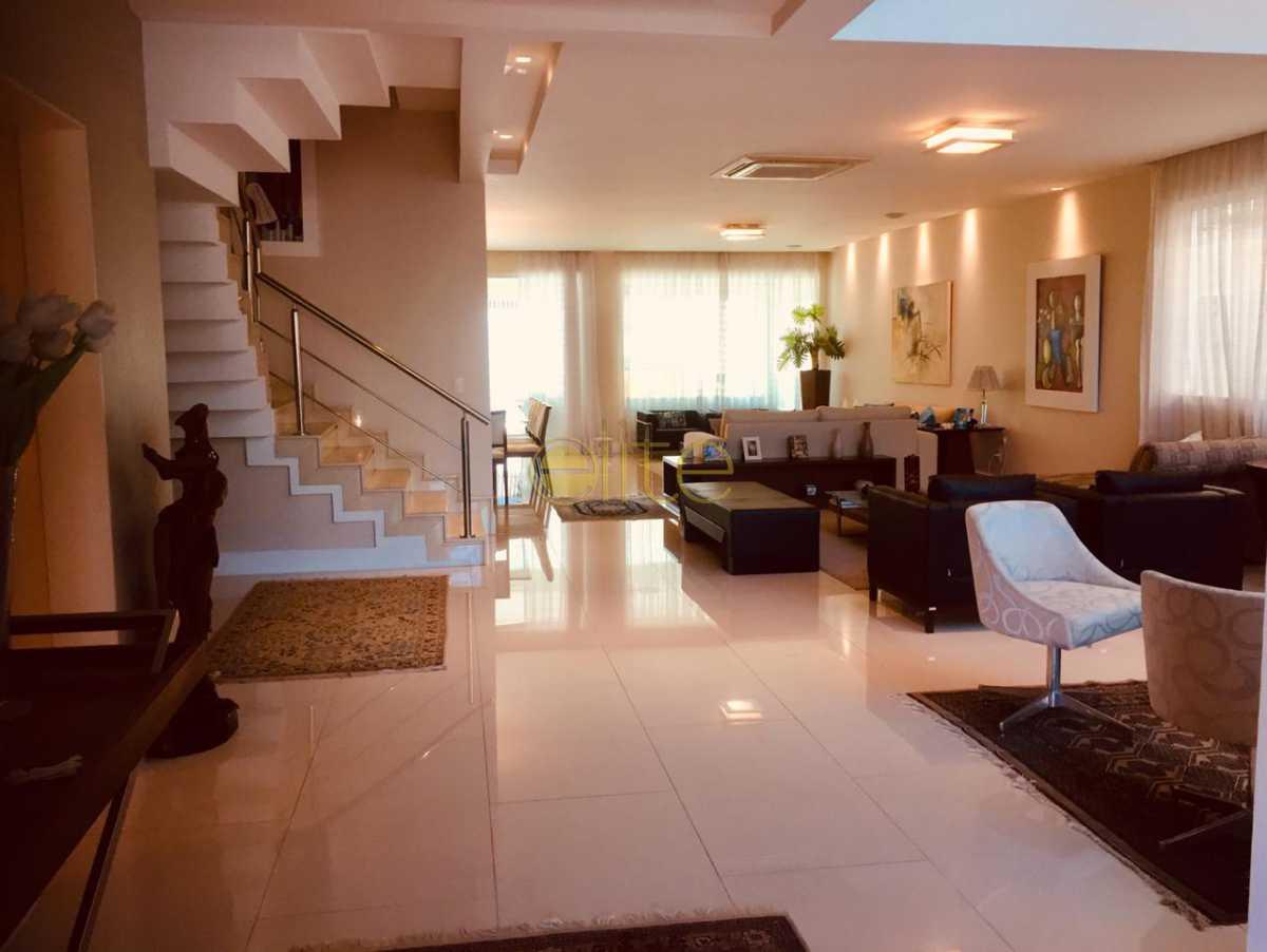 1 - Casa em Condomínio 5 quartos à venda Barra da Tijuca, Barra da Tijuca,Rio de Janeiro - R$ 4.950.000 - EBCN50195 - 1