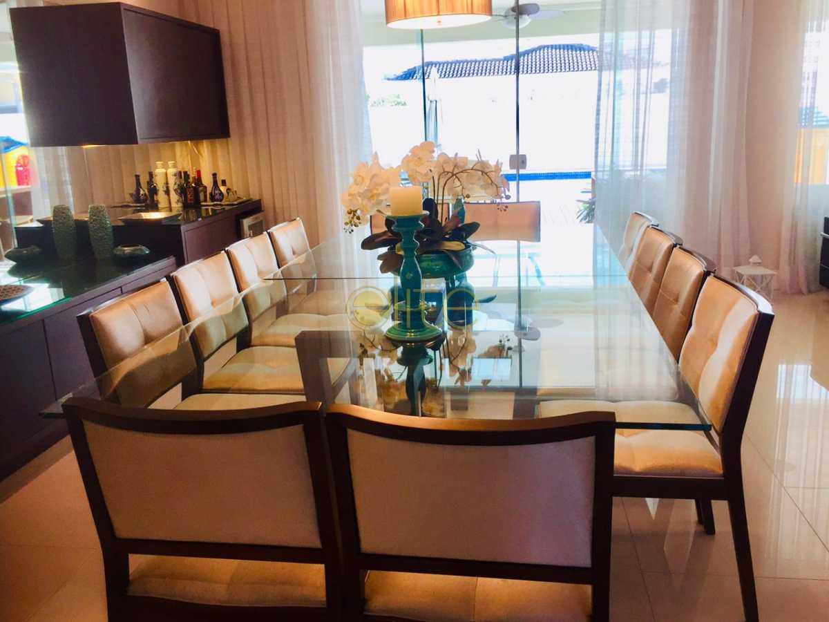 7 - Casa em Condomínio 5 quartos à venda Barra da Tijuca, Barra da Tijuca,Rio de Janeiro - R$ 4.950.000 - EBCN50195 - 8