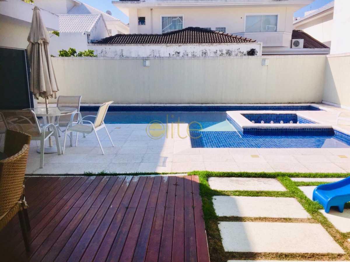 17 - Casa em Condomínio 5 quartos à venda Barra da Tijuca, Barra da Tijuca,Rio de Janeiro - R$ 4.950.000 - EBCN50195 - 18