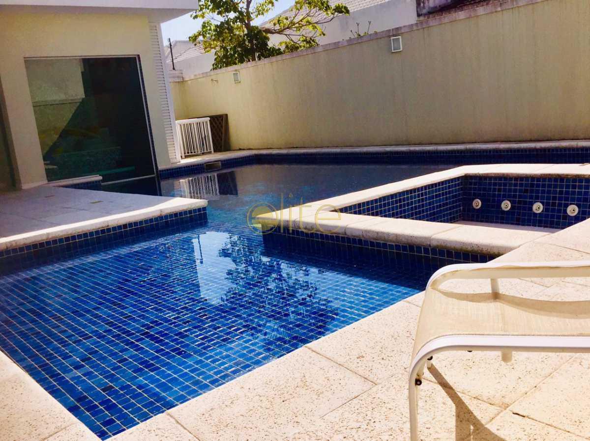 18 - Casa em Condomínio 5 quartos à venda Barra da Tijuca, Barra da Tijuca,Rio de Janeiro - R$ 4.950.000 - EBCN50195 - 19