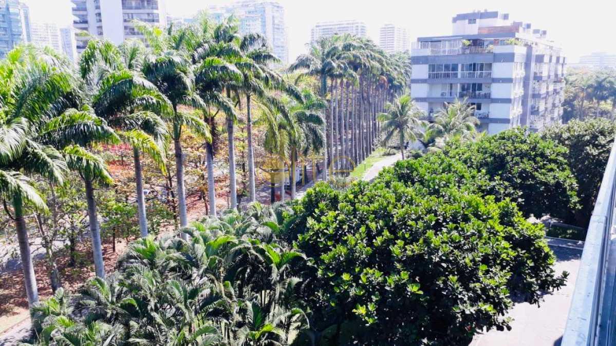 22 - Cobertura À Venda no Condomínio VIVENDAS MARAPENDI - Barra da Tijuca - Rio de Janeiro - RJ - EBCO30045 - 8