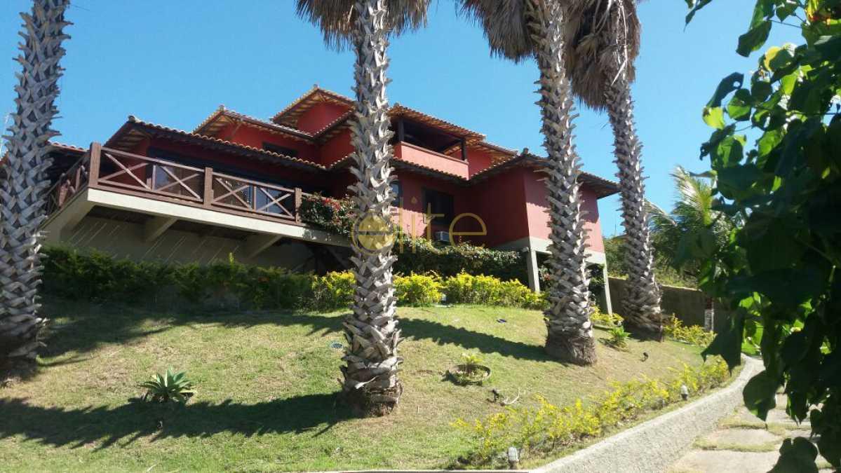 1 - Casa em Condomínio 4 quartos à venda Praia da Ferradura, Armação dos Búzios - R$ 2.400.000 - EBCN40191 - 1