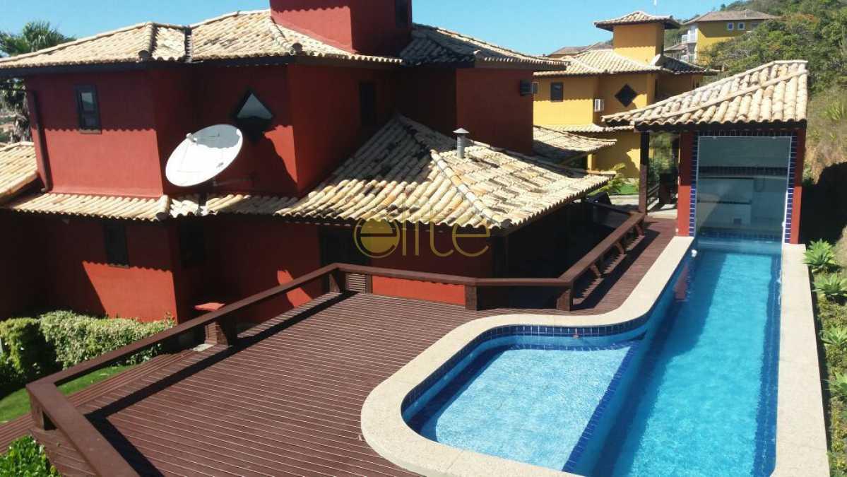 2 - Casa em Condomínio 4 quartos à venda Praia da Ferradura, Armação dos Búzios - R$ 2.400.000 - EBCN40191 - 3
