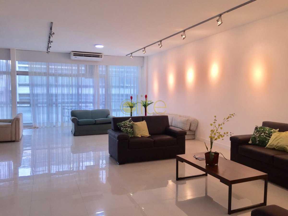 1. - Apartamento Copacabana, Rio de Janeiro, RJ Para Venda e Aluguel, 4 Quartos, 380m² - EBAP40152 - 1