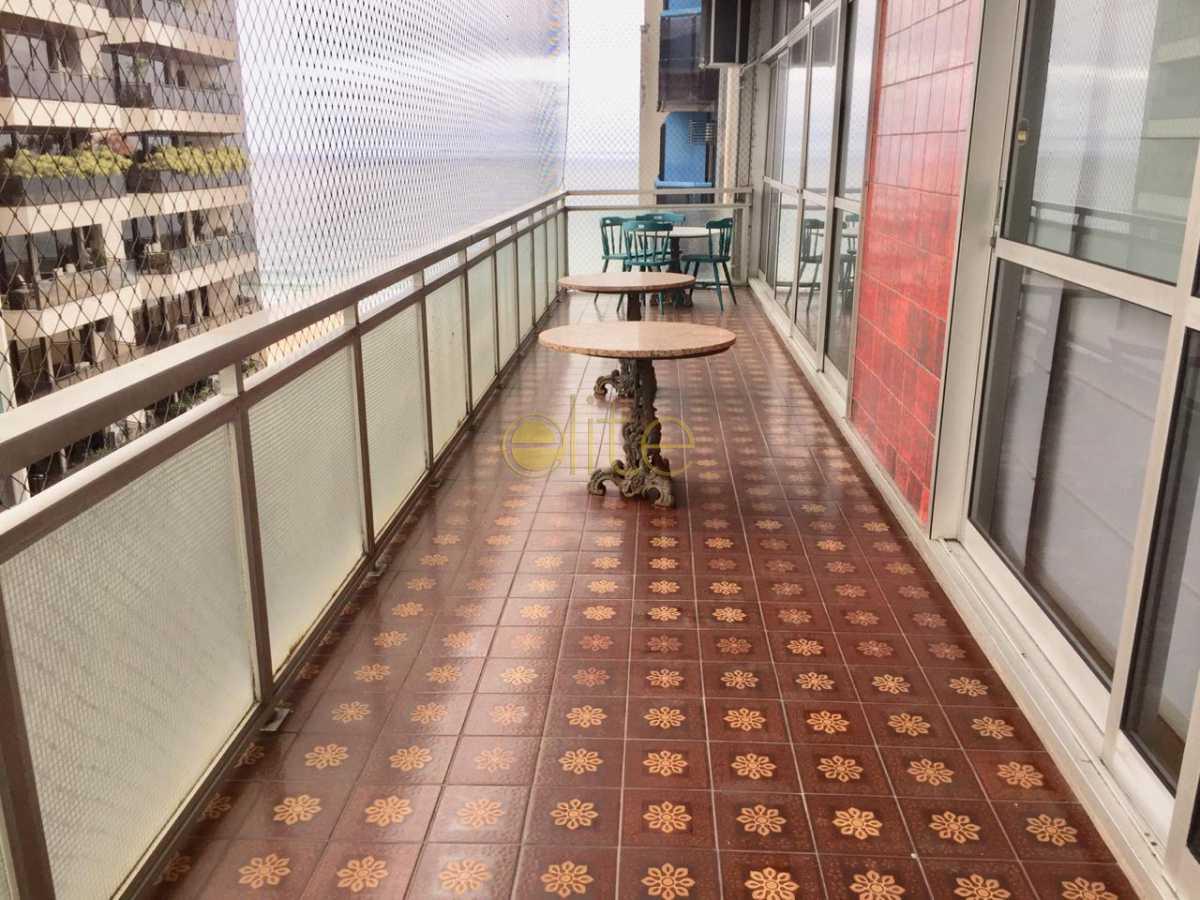 22. - Apartamento Copacabana, Rio de Janeiro, RJ Para Venda e Aluguel, 4 Quartos, 380m² - EBAP40152 - 18