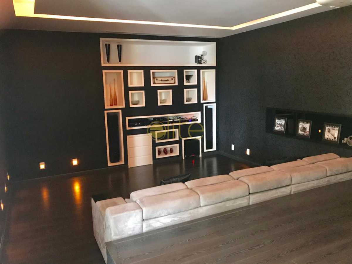 22 - Casa À Venda no Condomínio Mansões - Barra da Tijuca - Rio de Janeiro - RJ - EBCN40193 - 16