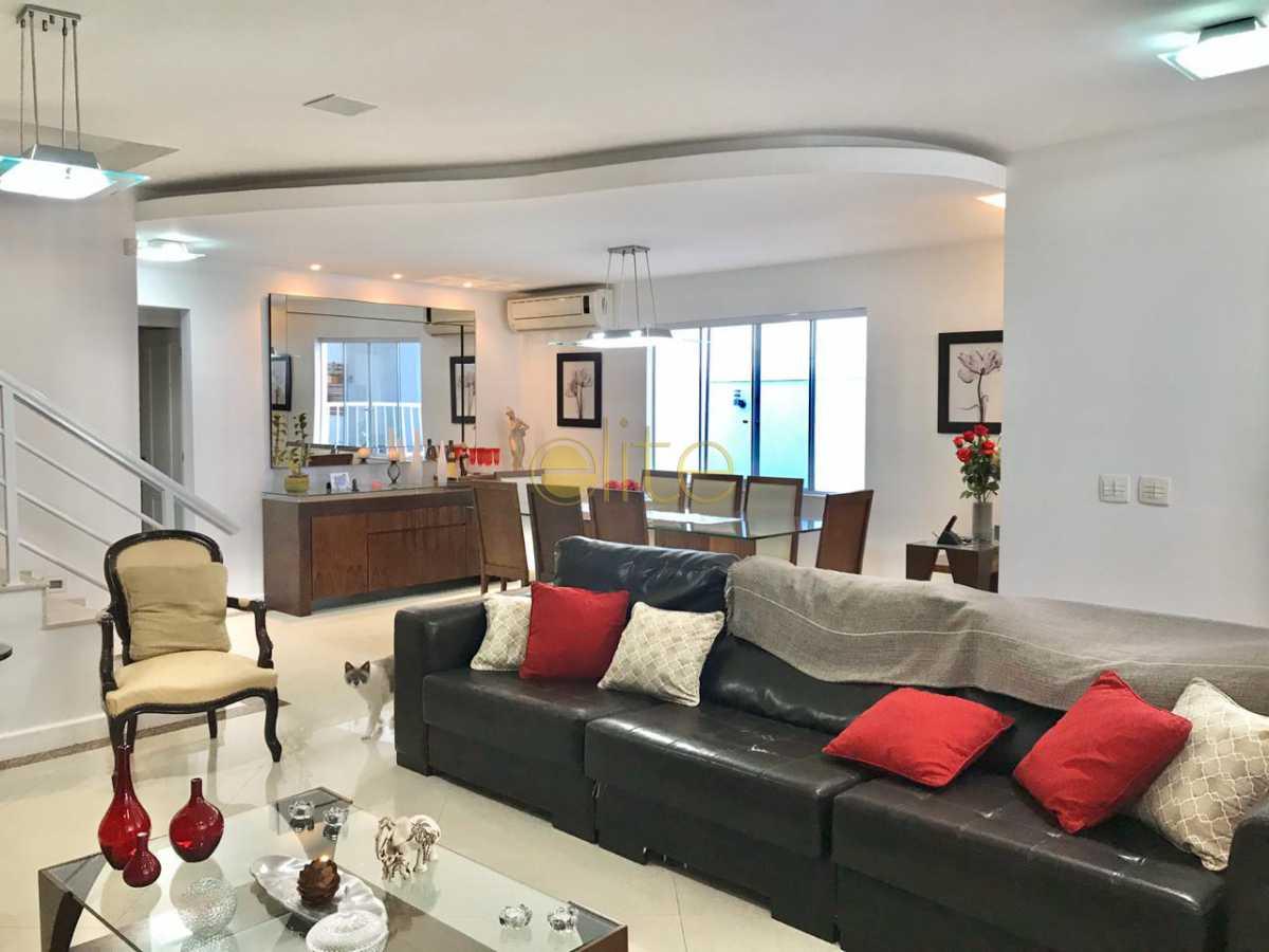 14. - Casa em Condomínio Interlagos Quality, Barra da Tijuca, Barra da Tijuca,Rio de Janeiro, RJ À Venda, 4 Quartos, 320m² - EBCN40194 - 11