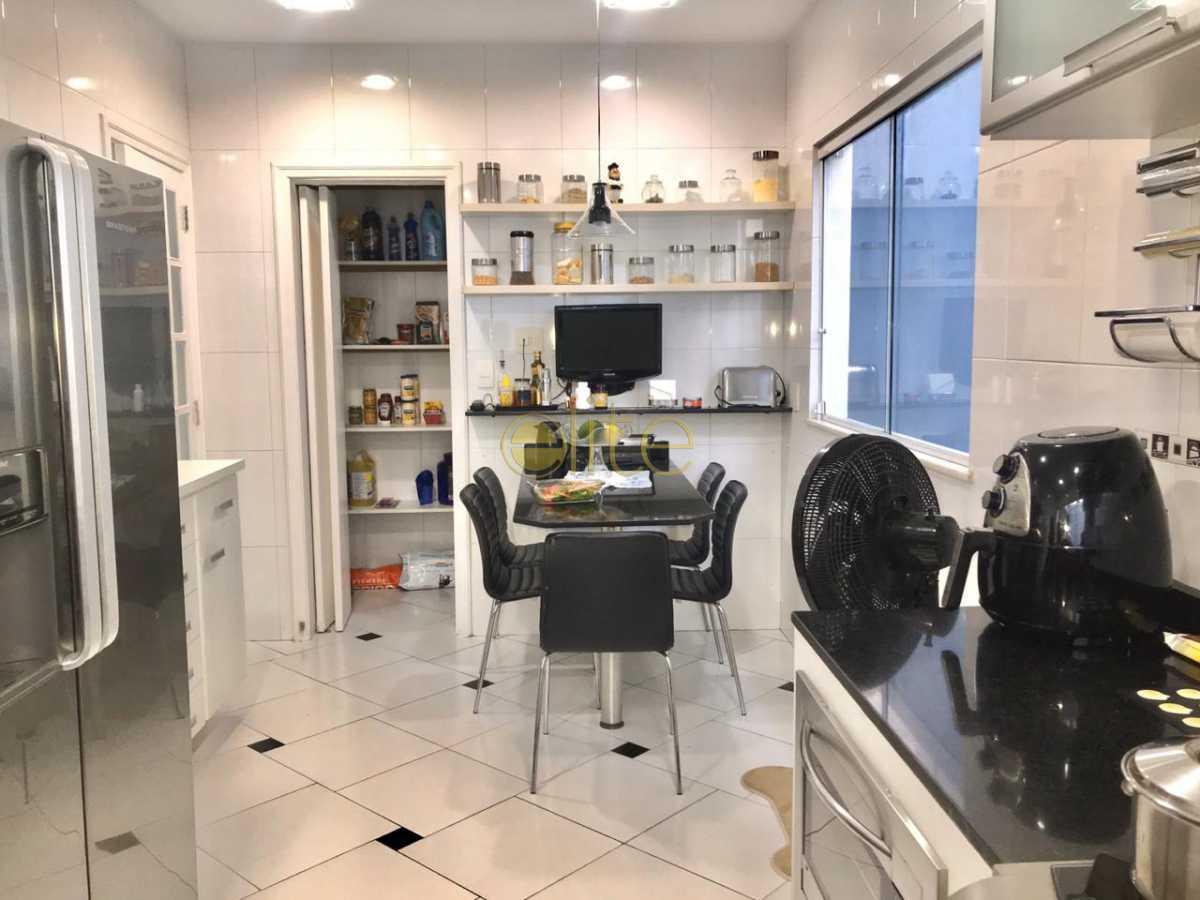 23. - Casa em Condomínio Interlagos Quality, Barra da Tijuca, Barra da Tijuca,Rio de Janeiro, RJ À Venda, 4 Quartos, 320m² - EBCN40194 - 16
