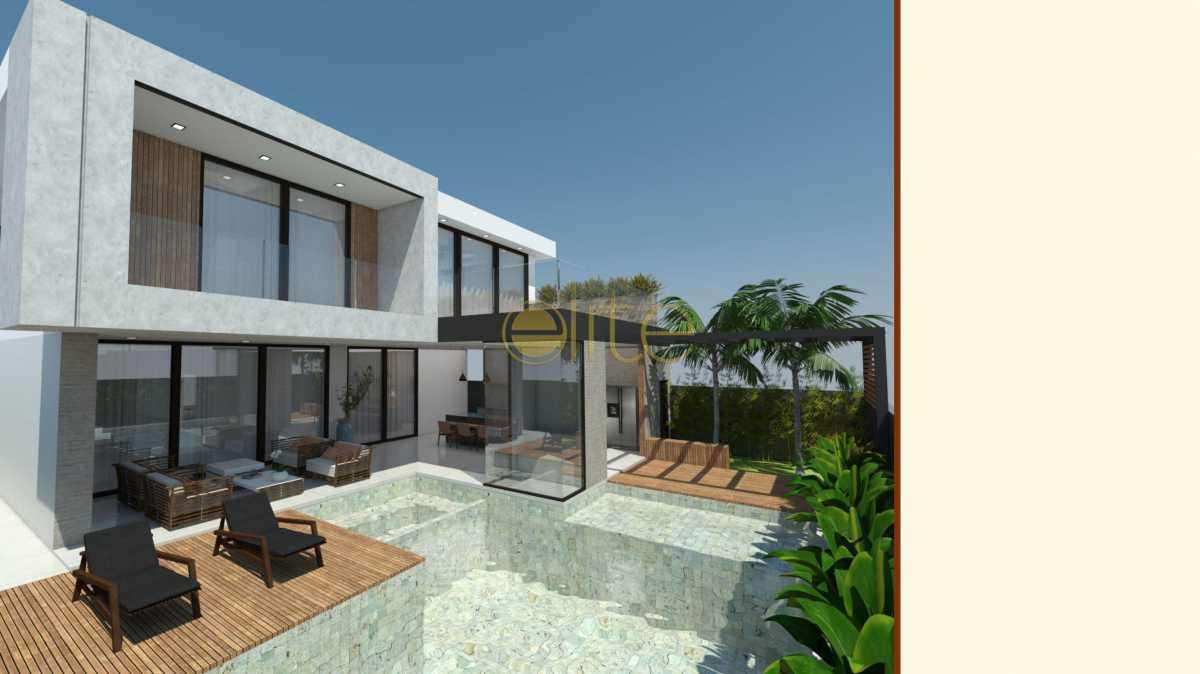 2 - Casa em Condomínio 5 quartos à venda Barra da Tijuca, Barra da Tijuca,Rio de Janeiro - R$ 6.200.000 - EBCN50198 - 3