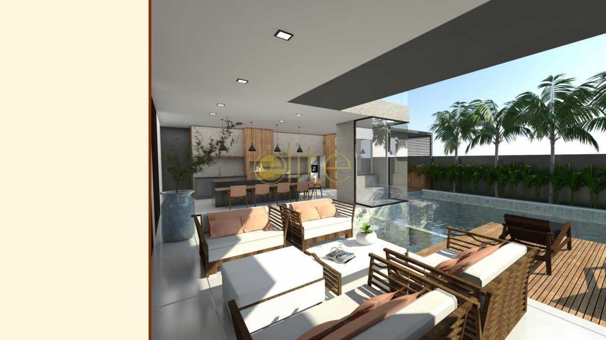 3 - Casa em Condomínio 5 quartos à venda Barra da Tijuca, Barra da Tijuca,Rio de Janeiro - R$ 6.200.000 - EBCN50198 - 4