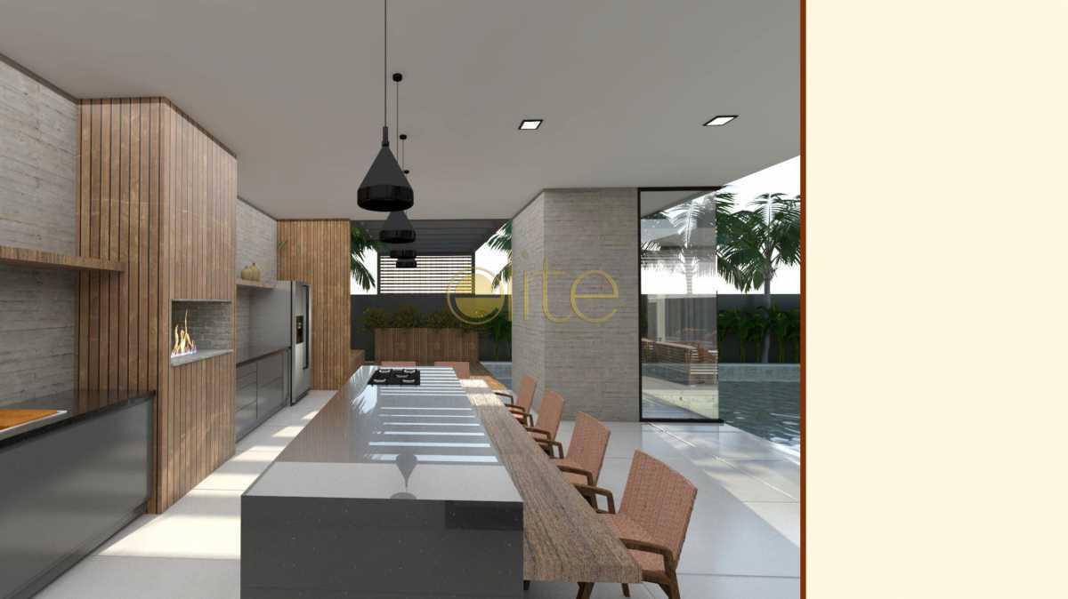 4 - Casa em Condomínio 5 quartos à venda Barra da Tijuca, Barra da Tijuca,Rio de Janeiro - R$ 6.200.000 - EBCN50198 - 5