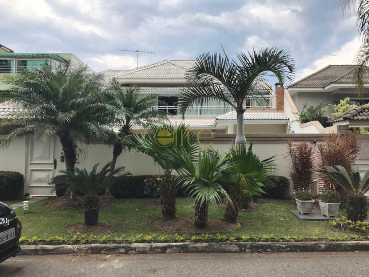 1. - Casa em Condomínio Interlagos Quality, Barra da Tijuca, Barra da Tijuca,Rio de Janeiro, RJ À Venda, 4 Quartos, 314m² - EBCN40198 - 1