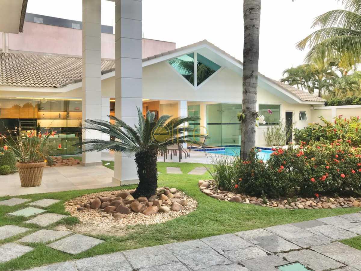 2C. - Casa À Venda no Condomínio Mansões - Barra da Tijuca - Rio de Janeiro - RJ - EBCN50196 - 1