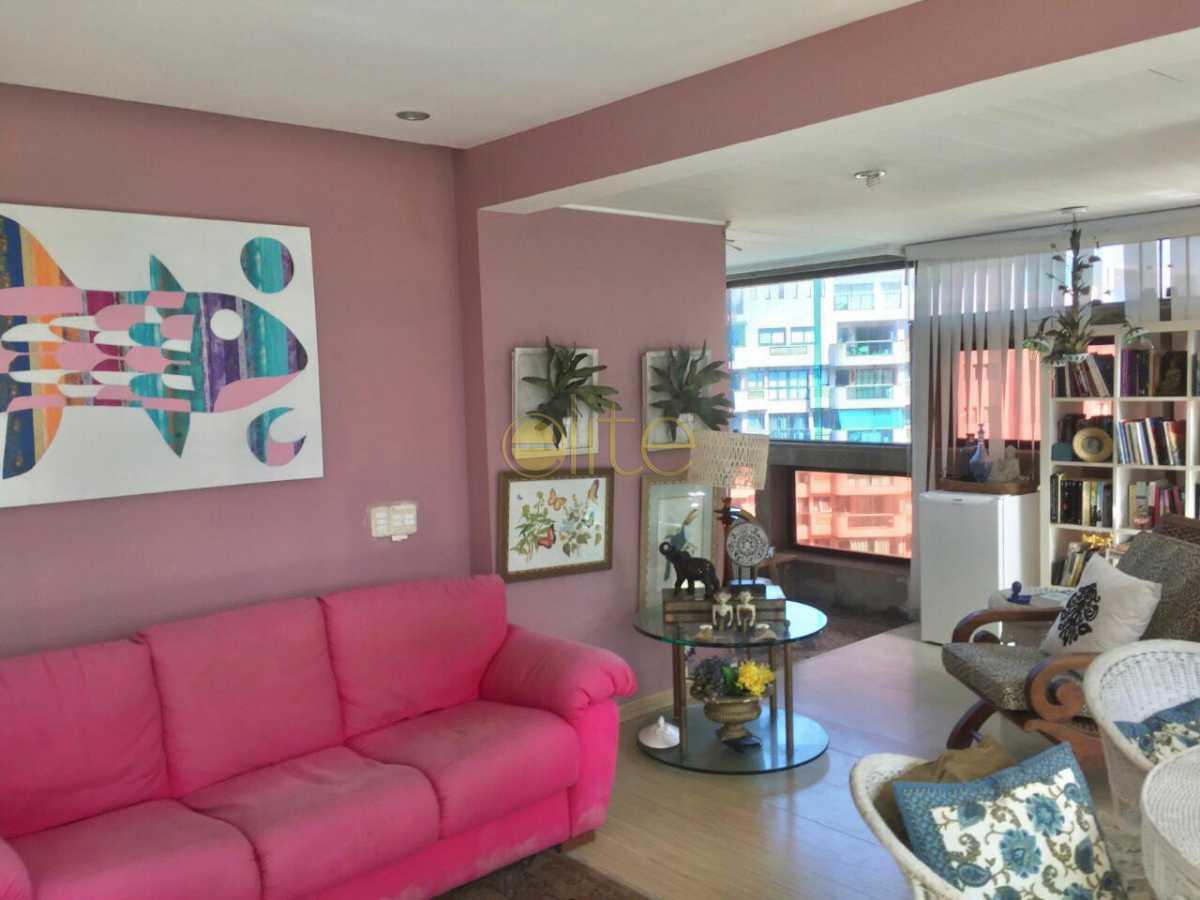 15. - Apartamento 4 Quartos Para Venda e Aluguel Barra da Tijuca, Barra da Tijuca,Rio de Janeiro - R$ 2.300.000 - EBAP40155 - 10