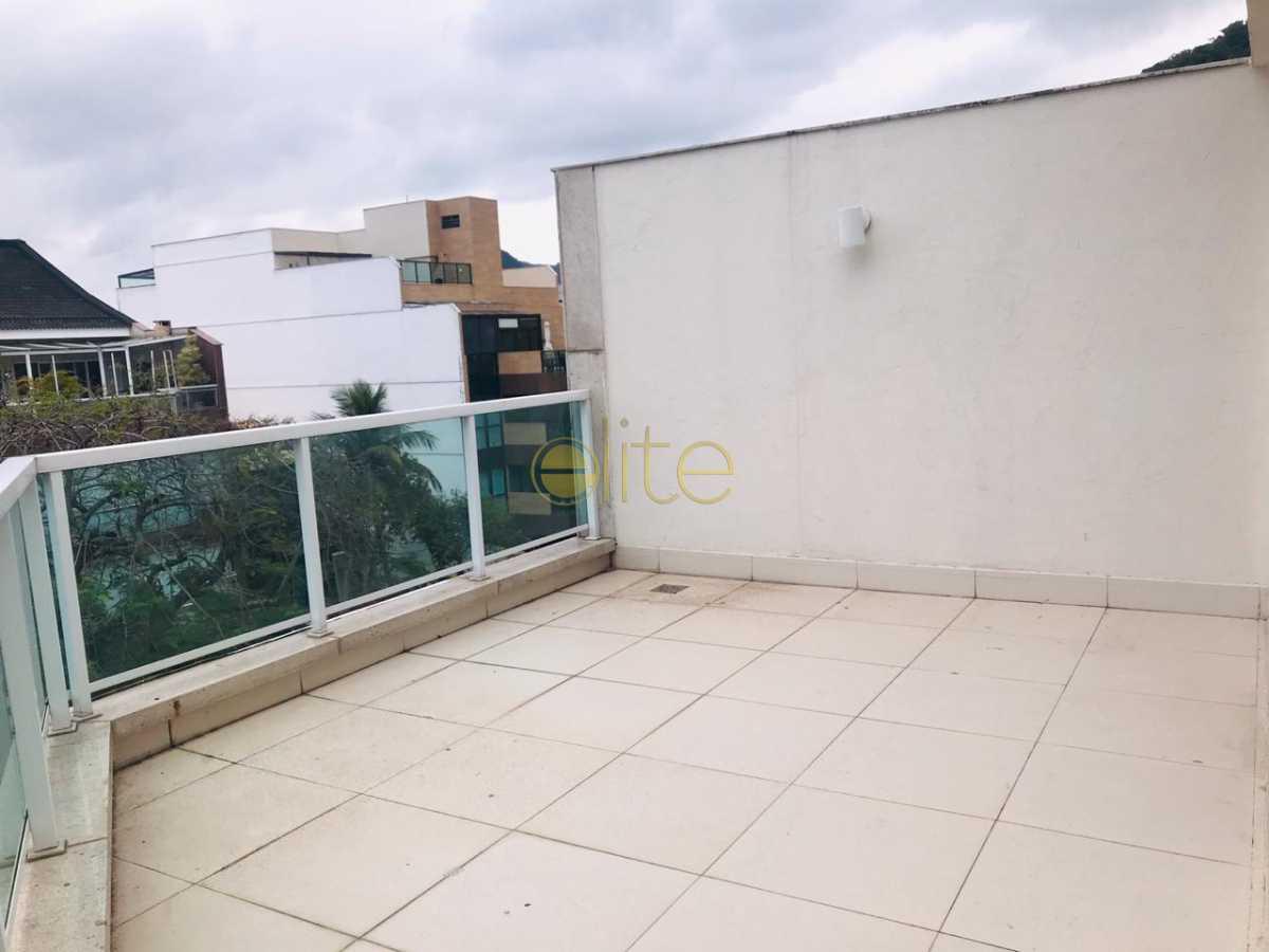 8A. - Cobertura Para Alugar - Jardim Oceânico - Rio de Janeiro - RJ - EBCO40055 - 5
