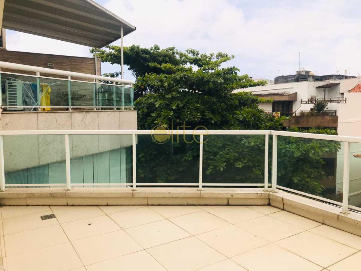 8B. - Cobertura Para Alugar - Jardim Oceânico - Rio de Janeiro - RJ - EBCO40055 - 6