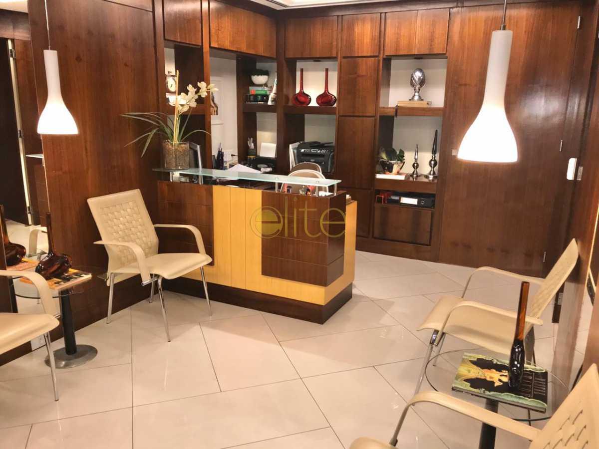 2. - Sala Comercial Para Alugar no Condomínio Centro Empresarial Barra Shopping - Barra da Tijuca - Rio de Janeiro - RJ - EBSL00025 - 1