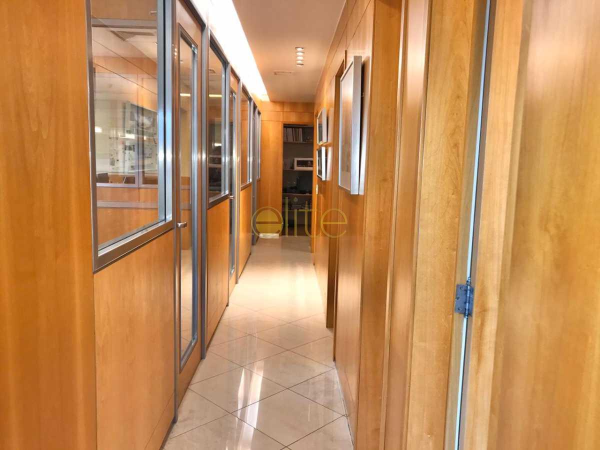 10b. - Sala Comercial Para Alugar no Condomínio Centro Empresarial Barra Shopping - Barra da Tijuca - Rio de Janeiro - RJ - EBSL00025 - 7