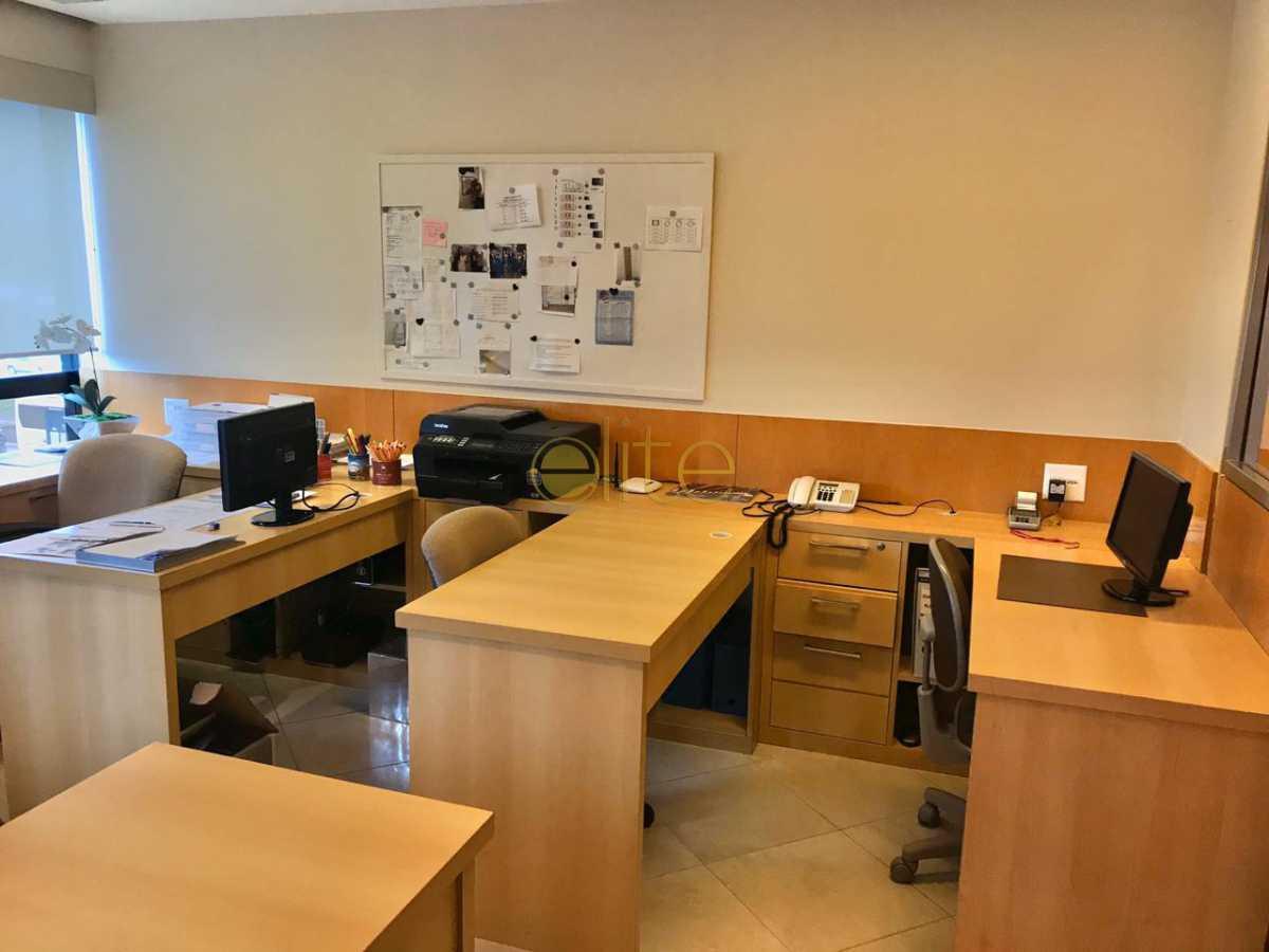 20. - Sala Comercial Para Alugar no Condomínio Centro Empresarial Barra Shopping - Barra da Tijuca - Rio de Janeiro - RJ - EBSL00025 - 14