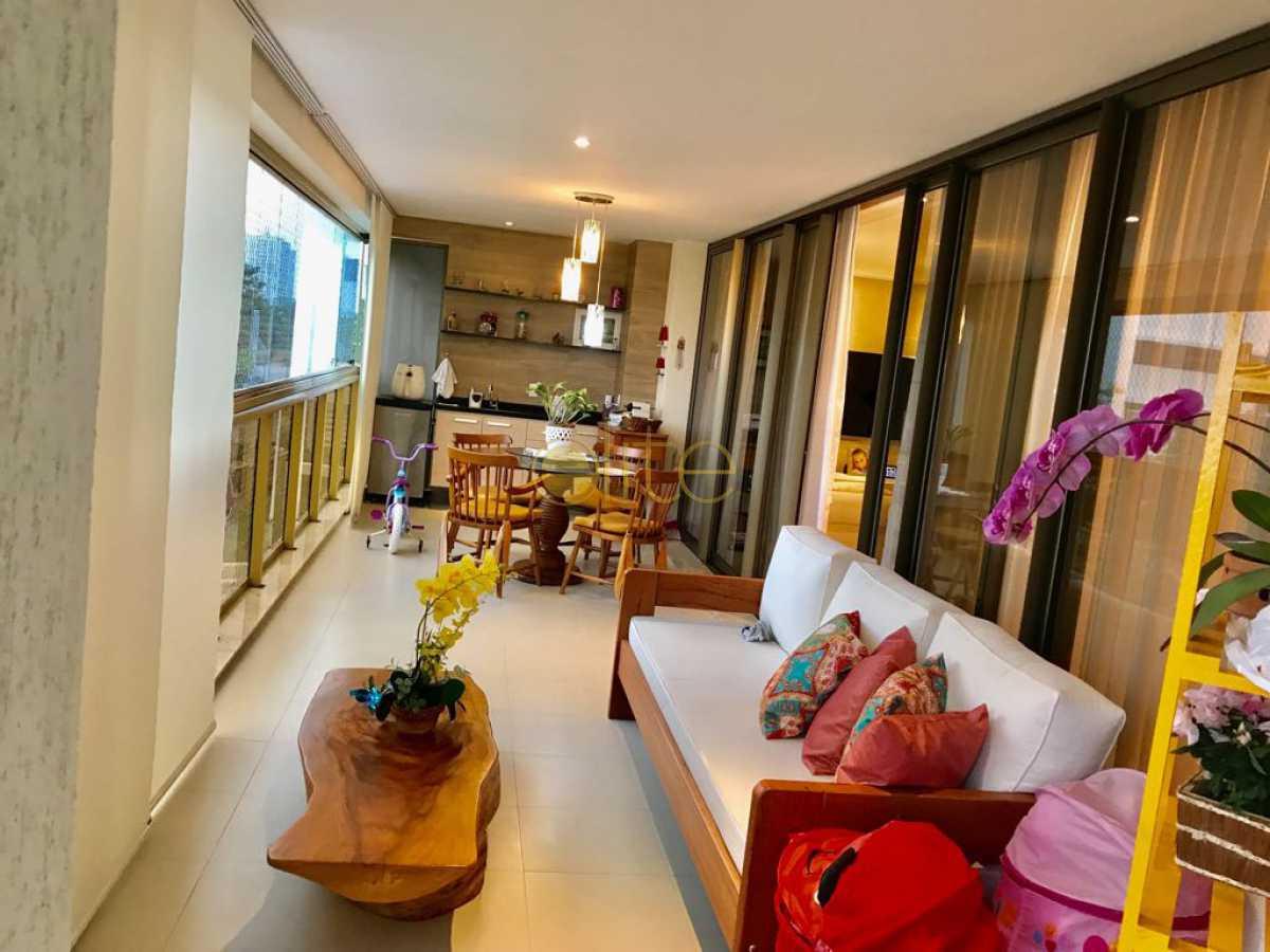1 - Apartamento À Venda no Condomínio Blue - Barra da Tijuca - Rio de Janeiro - RJ - EBAP30165 - 4