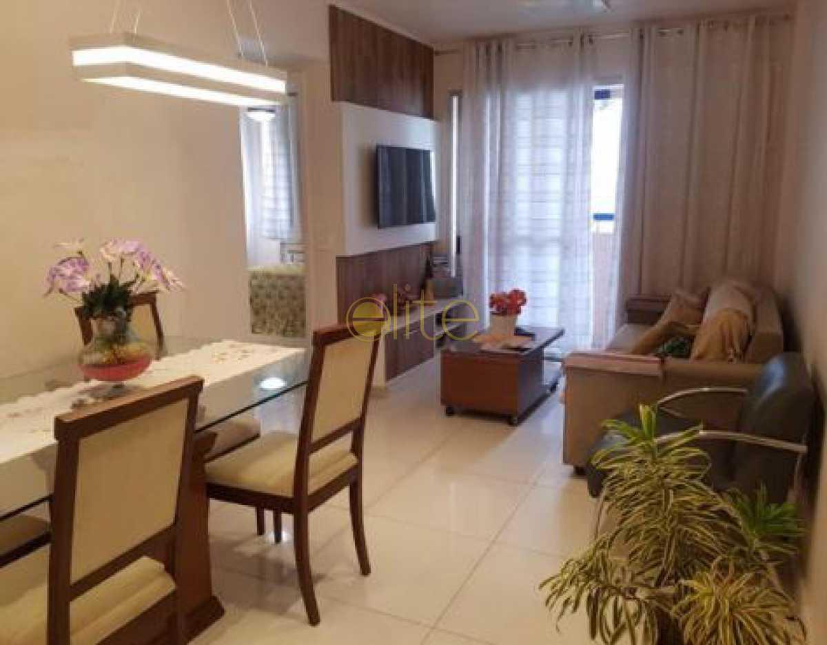 1. - Apartamento Condomínio Summer Coast, Barra da Tijuca, Barra da Tijuca,Rio de Janeiro, RJ À Venda, 65m² - EBAP00015 - 1