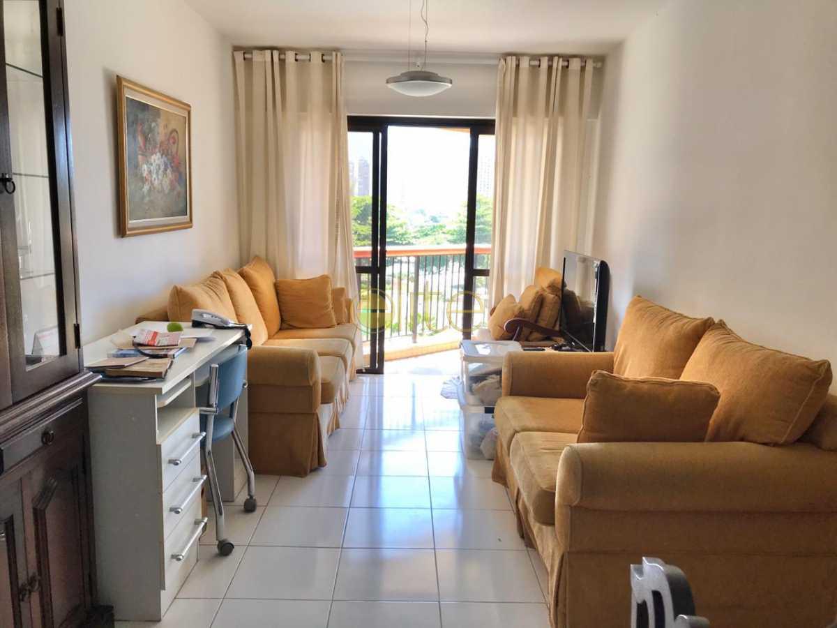 1. - Apartamento Barra da Tijuca, Barra da Tijuca,Rio de Janeiro, RJ À Venda, 2 Quartos, 82m² - EBAP20118 - 1