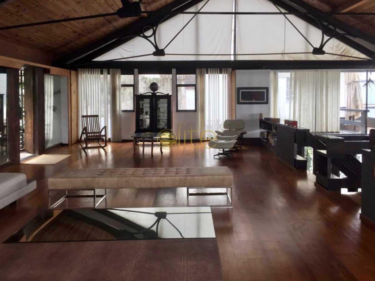 12 - Casa em Condomínio 4 quartos à venda Joá, Rio de Janeiro - R$ 5.000.000 - EBCN40200 - 13