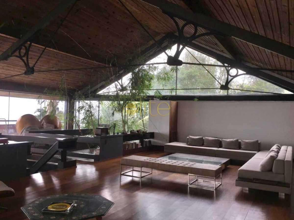 14 - Casa em Condomínio 4 quartos à venda Joá, Rio de Janeiro - R$ 5.000.000 - EBCN40200 - 15
