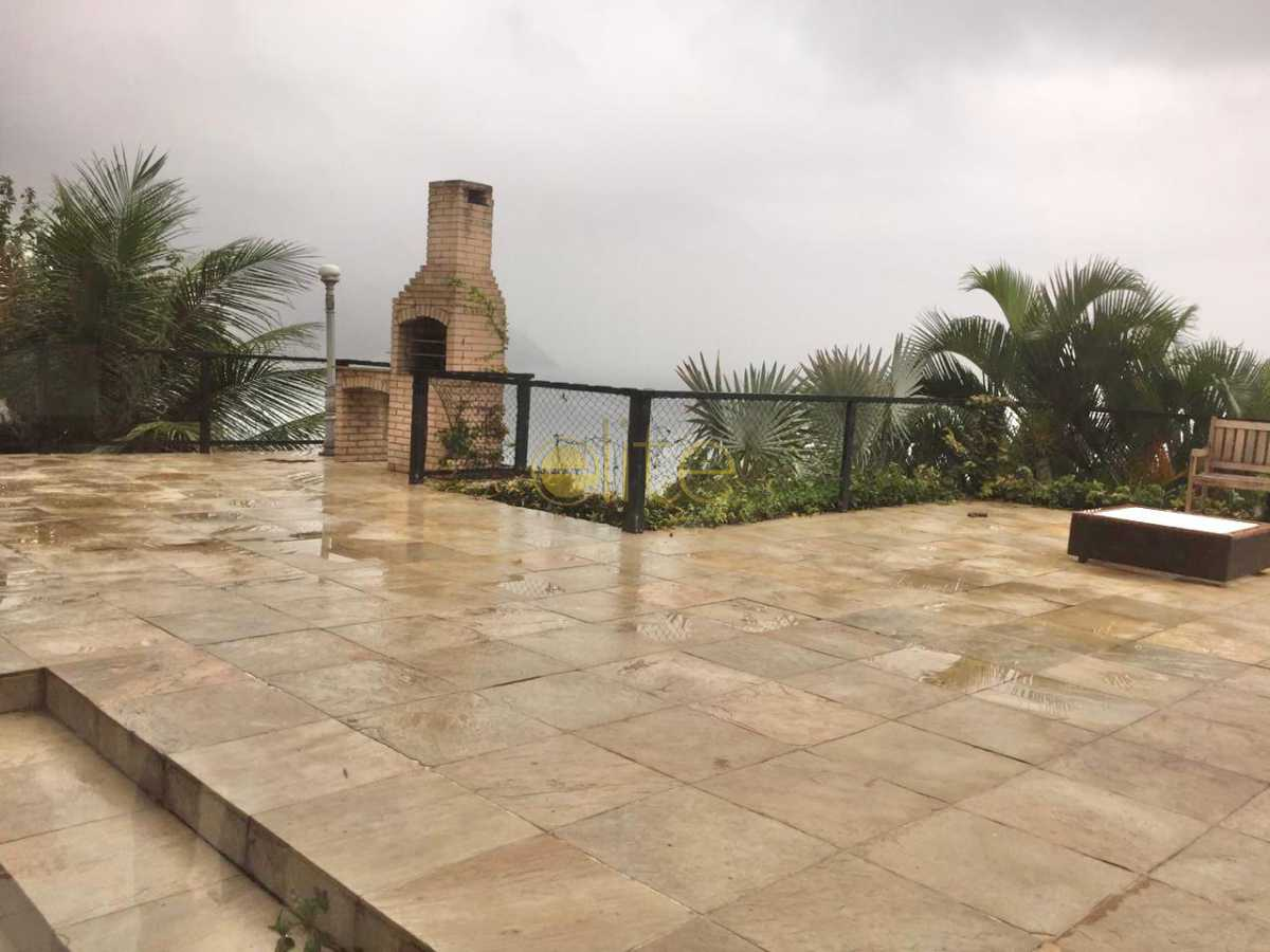 29 - Casa em Condomínio 4 quartos à venda Joá, Rio de Janeiro - R$ 5.000.000 - EBCN40200 - 30