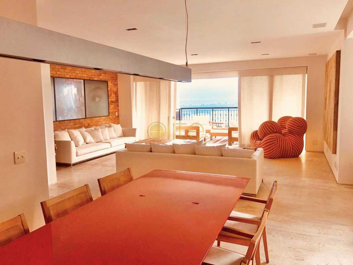 1. - Apartamento Condomínio Riserva Uno, Barra da Tijuca, Barra da Tijuca,Rio de Janeiro, RJ Para Alugar, 4 Quartos, 300m² - EBAP40157 - 1