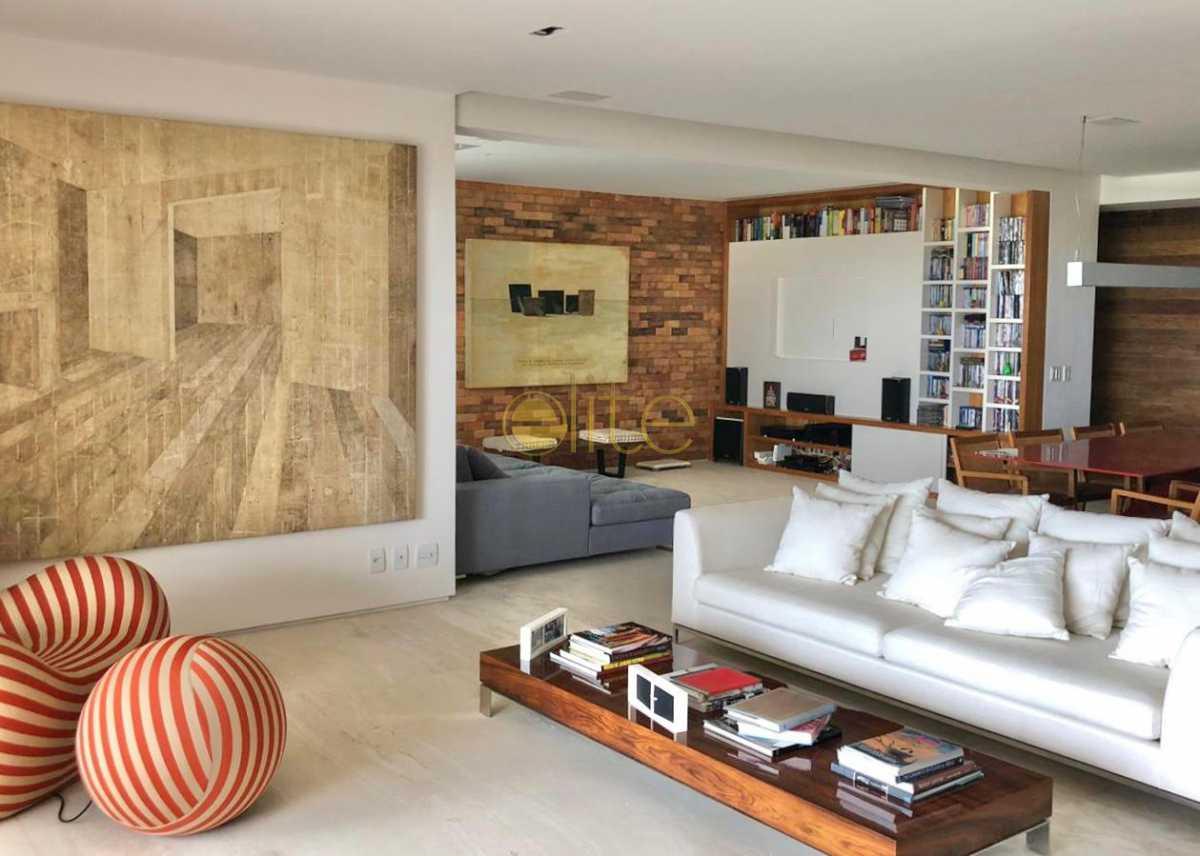 3. - Apartamento Condomínio Riserva Uno, Barra da Tijuca, Barra da Tijuca,Rio de Janeiro, RJ Para Alugar, 4 Quartos, 300m² - EBAP40157 - 4