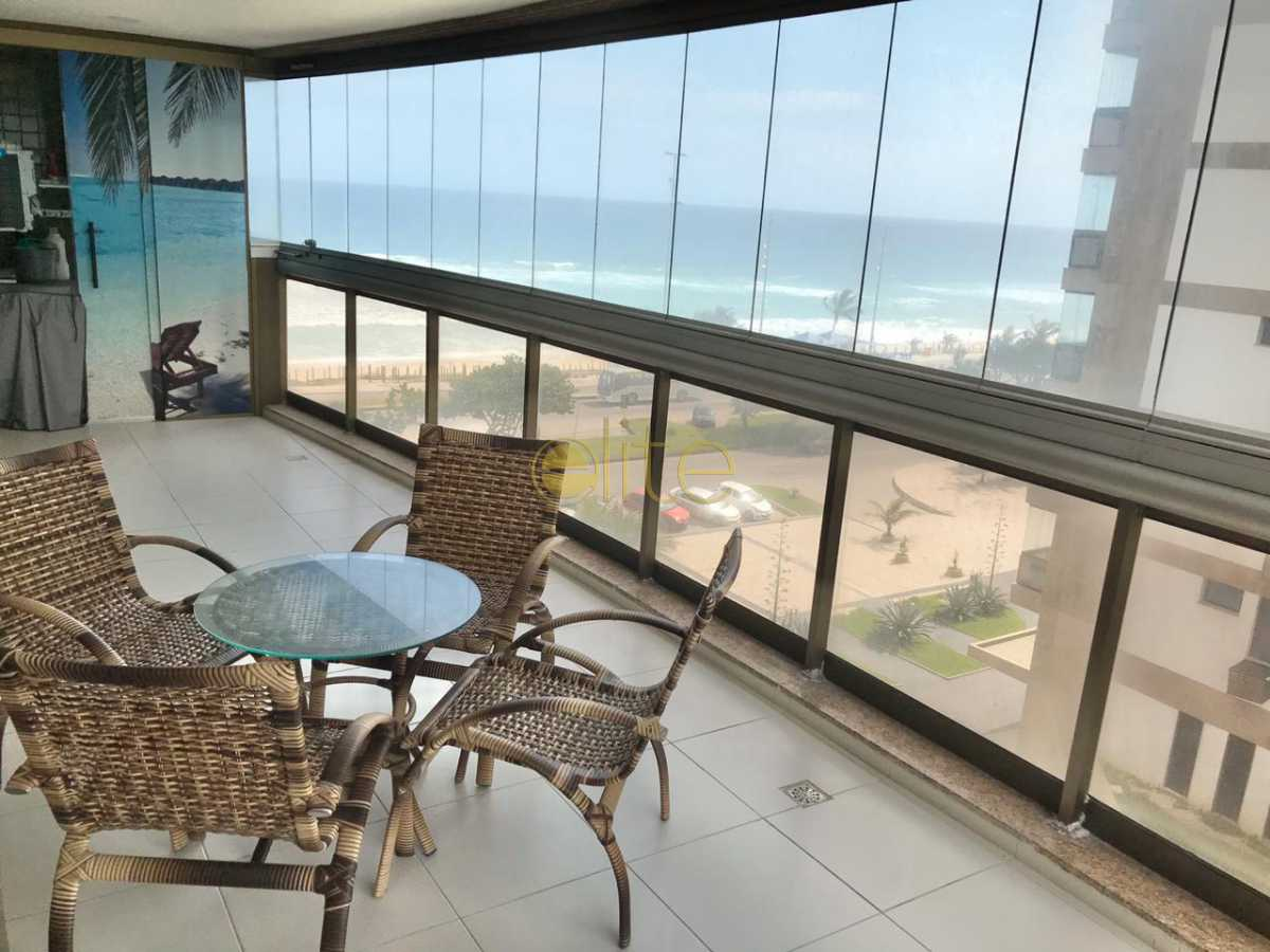 21. - Apartamento Para Alugar no Condomínio Casa del Mar - Barra da Tijuca - Rio de Janeiro - RJ - EBAP10012 - 15